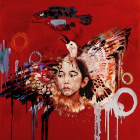 <em>Wings II</em>, 2011
