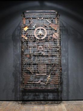 <em>Ogun's Bed (Homage to My Father)</em>, 1998-2002