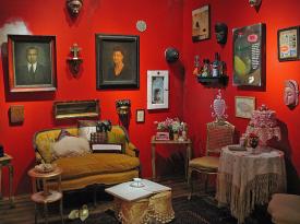 <em>The Thinking Room</em>, 2011 version