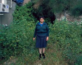 <em>Gerda, Brazil Street, Jerusalem</em>, 2003
