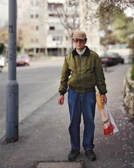 <em>Alexander, Colombia Street, Jerusalem</em>, 2007