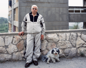 <em>Asher, Brazil Street, Jerusalem</em>, 2003